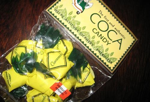bonbons à la coca