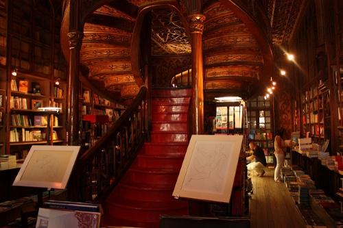 La librairie Lello