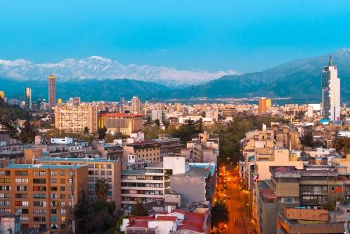 Santiago de jour