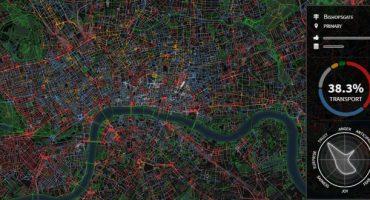 Chatty Maps : des cartes sonores interactives des grandes villes du Monde