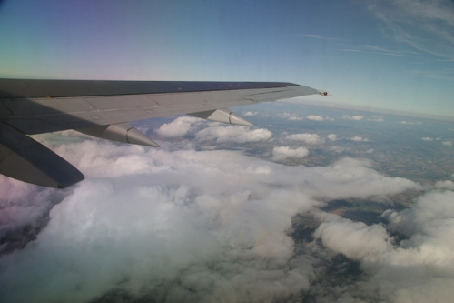 filtre polarisant avion