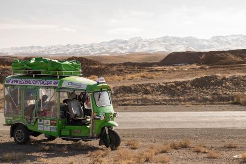 iran tuktuk