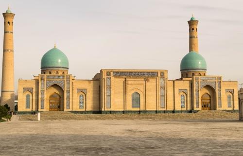 ouzbekistan mosquée