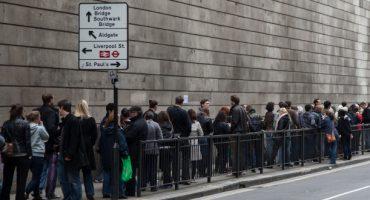 Londres : une queue de 33 heures pour des billets en promo pour Bangkok !
