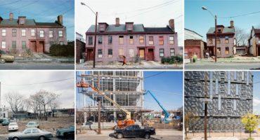 Portraits des grandes villes américaines sur les 50 dernières années