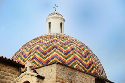 L'église San Paolo, à Olbia