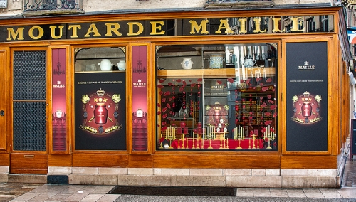 Dijon Maille moutarde