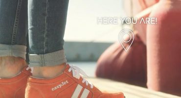 easyJet lance sa marque de chaussures GPS