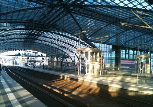 gare Berlin