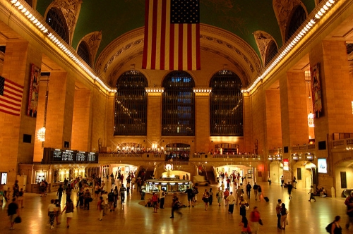 gare new york