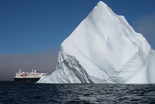 iceberg nunavut