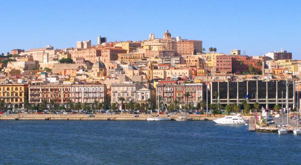 à voir en Sardaigne Cagliari