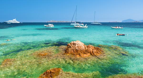 plage en Sardaigne Spiaggia del Principe