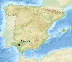 Seville carte
