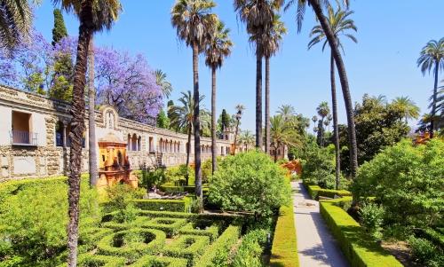 alcazar jardins 2
