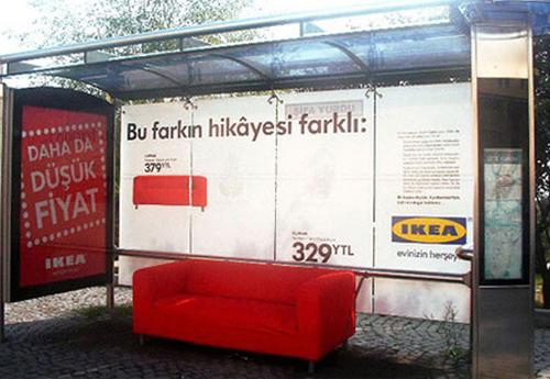 arrêt bus ike