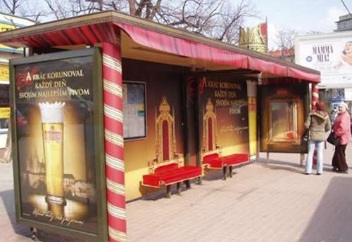 arrêt bus impérial