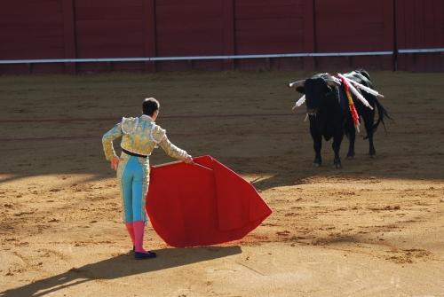 corrida Séville