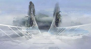 Faites un tour sur le pont de verre le plus haut du Monde