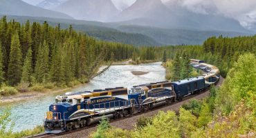 Le Rocky Mountaineer : découvrir l'Ouest canadien en train
