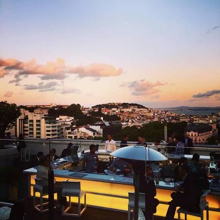 rooftop terrasse lisbonne