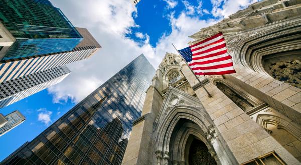 Cathedrale St Patrick New York iStock