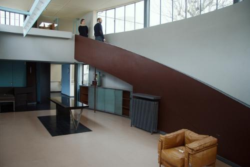 Le Corbusier_ maison la roche