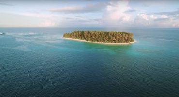 Vous pourriez gagner une île tropicale pour 45 €