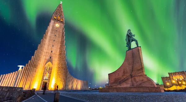 Reykjavick Islande iStock