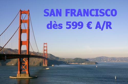 San Francisco air france