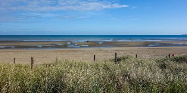 plage proche de paris normandie