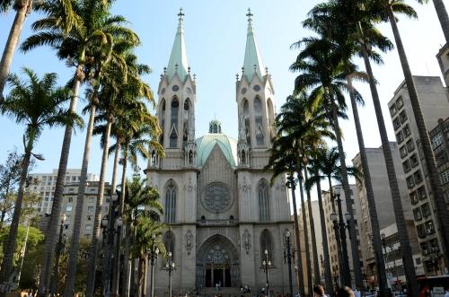 cathédrale sao paulo