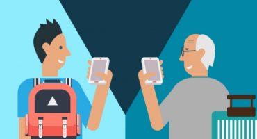 Etude liligo.com : Jeunes vs Seniors, comment les Français utilisent-ils Internet en vacances ?