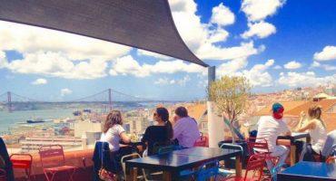 Les 5 meilleurs bars rooftop de Lisbonne