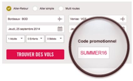 volotea code promo