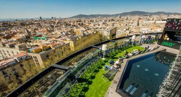 Les 5 meilleurs bars rooftop de Barcelone