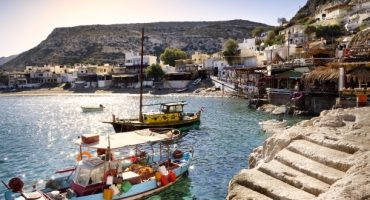 Destination de la semaine : la Crète