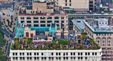 Les 5 meilleurs bars rooftop de New York