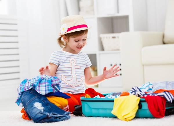 voyage enfant valise