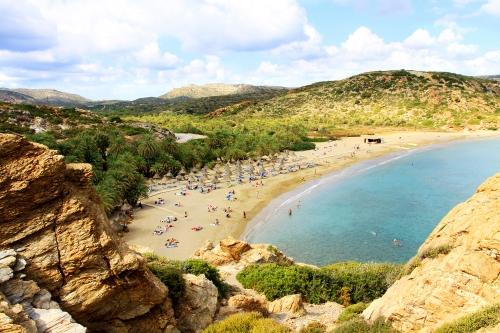 plage_vai_crete