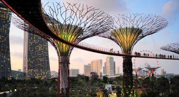 Top 6 des villes les plus futuristes du monde