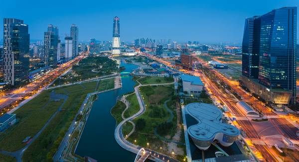 songdo incheon