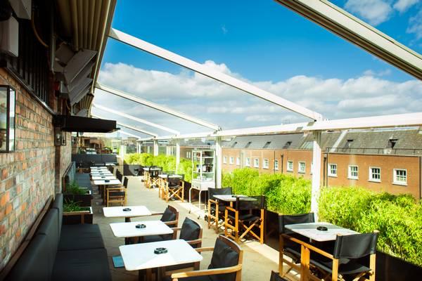 sophie's bar terrasse dublin