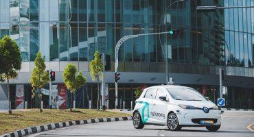 Les premiers taxis sans chauffeur font leur apparition à Singapour
