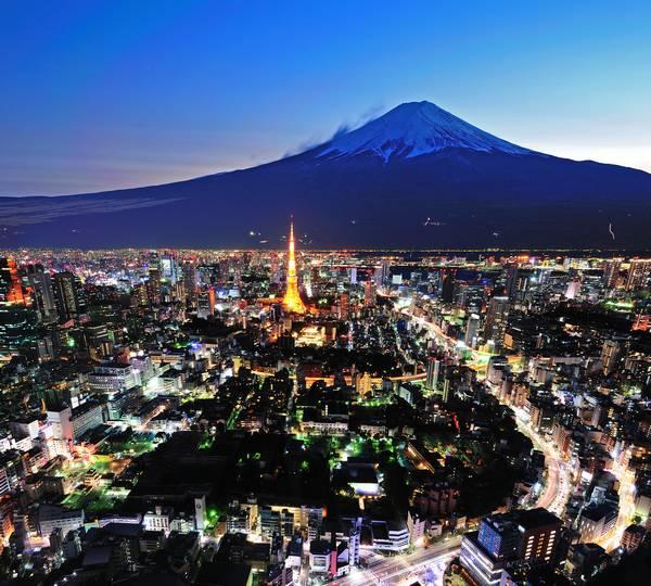 capitale japon tokyo