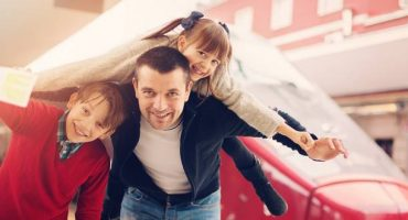 Conseils pour prendre le train avec des enfants