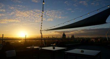 Les 5 meilleurs bars rooftop d'Amsterdam