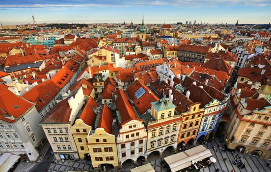 Place Prague