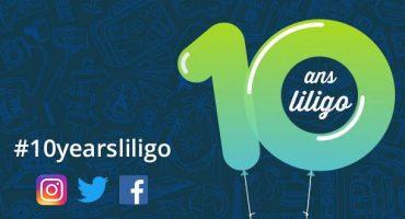 liligo.com fête ses 10 ans et vous couvre de cadeaux !