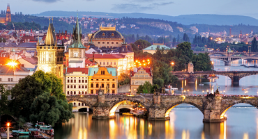 Destination de la semaine : Prague